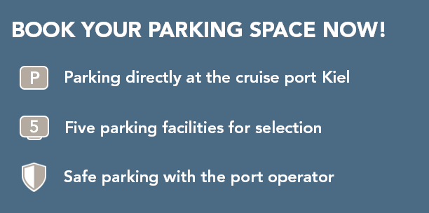 Book your parking space now